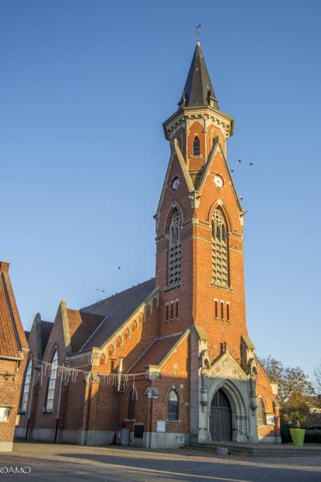 Eglise Saint-Vaast Illies