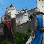 Chevaliers en duel