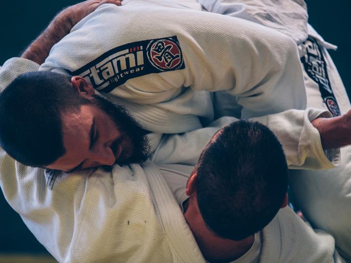 judo - Combat homme
