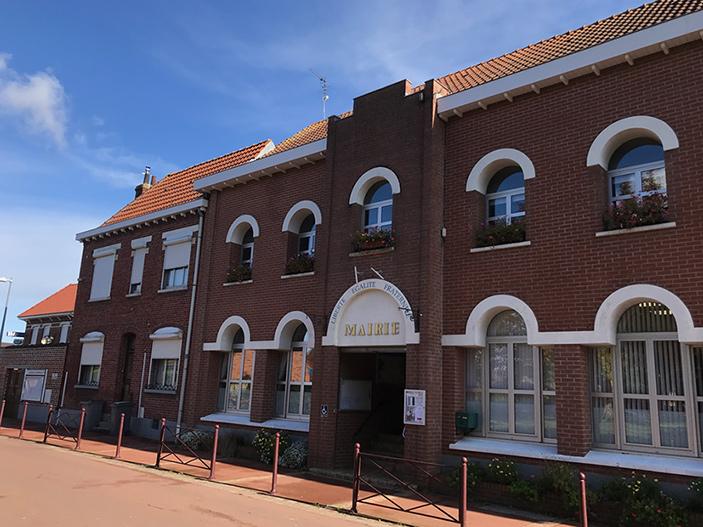 Mairie de la ville d'illies