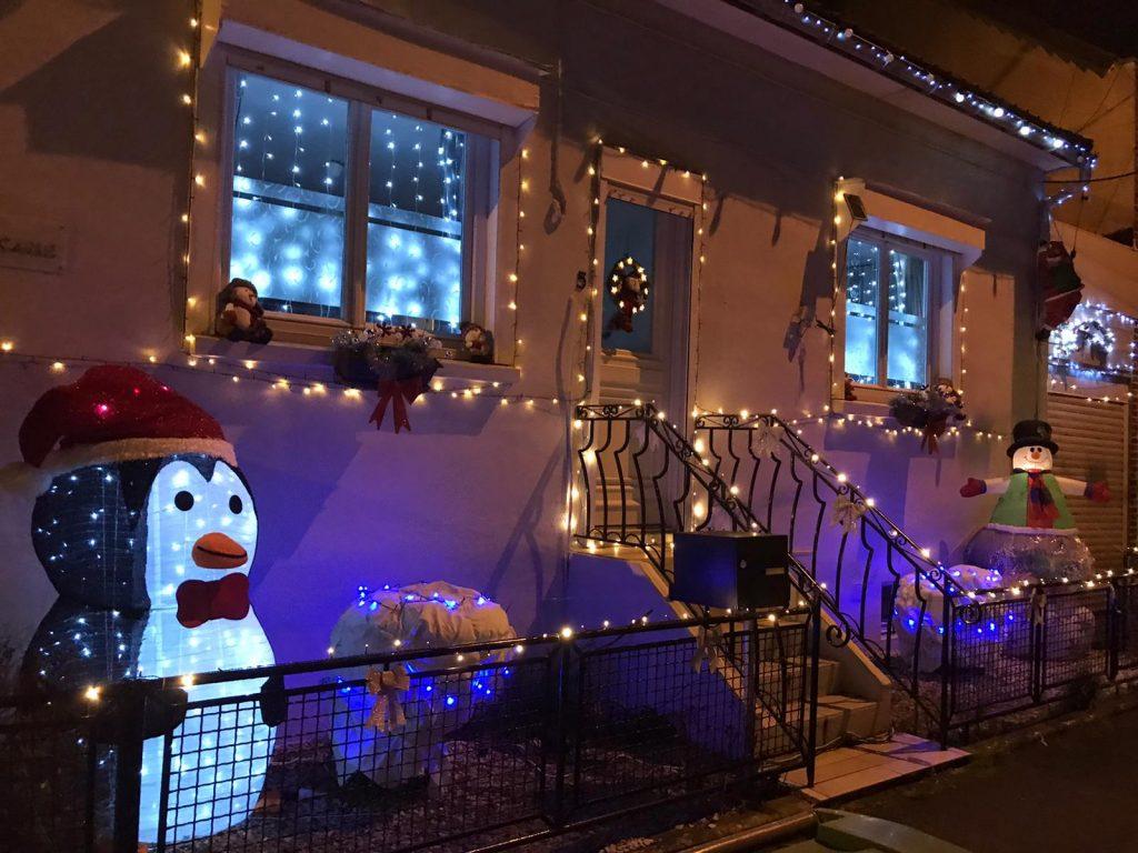 Maison et décoration de Noel