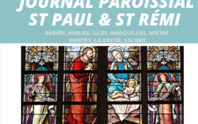 Journal paroissial Illies Avril 2021
